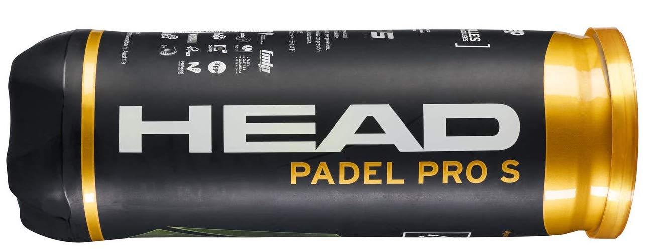 Head Padel Pro S bollar