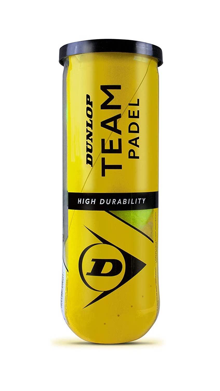 DUNLOP TB Team Padel bollar