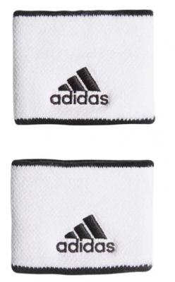 ADIDAS Wristband Small White 2-pack