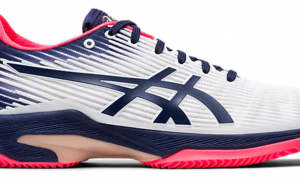 ASICS Solution Speed FF Clay/Padel White Women - 2020