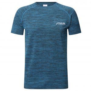 Activity Seamless t-shirt Blå XS