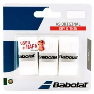 BABOLAt VS Orginal 3-pack White Tunnt grepp