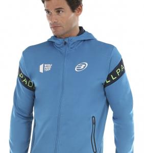 BULLPADEL Snag WPT Jacket Blue Mens