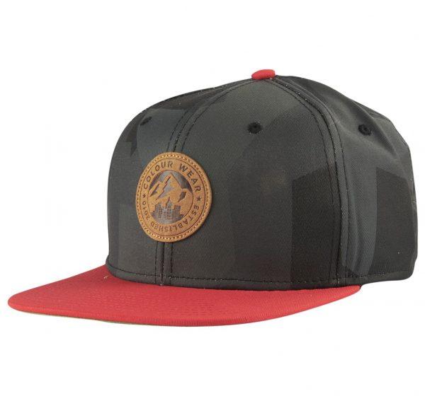 Badge Cap, Grey Melange, Onesize, Wearcolour