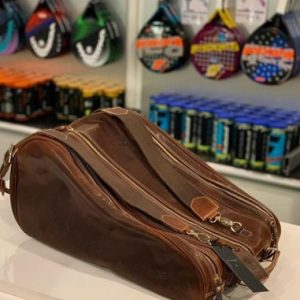 ESS Double PADEL bag MAHOGNY