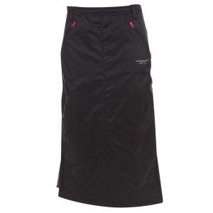 Glittertind Long Skirt W, Black/Pink, 36, Glittertind