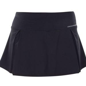 Gym Skirt W, Black, 42, Swedemount