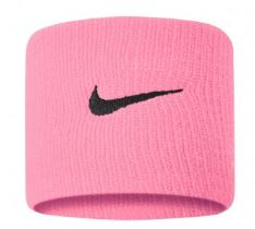 NIKE Swoosh Wristband 2-pack Pink