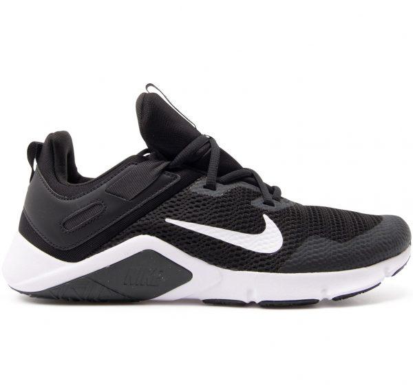 Nike Legend Men's Training Sho, Black/White-Dk Smoke Grey, 49,5