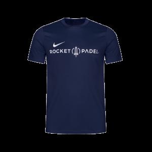 Nike Men's T-Shirt Powered by Rocket Padel | Navy