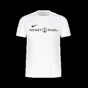 Nike Men's Tee Powered by Rocket Padel 2021 | White