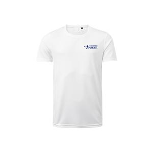 Nordic Padel T-shirt Vit S