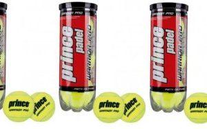 PRINCE Padel Ball Warrior Pro 3 st rör