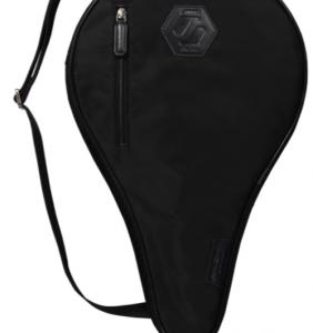 STIGA Padelfodral Black m läderdetaljer