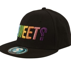 Trademark Fitted, Black, 7 1/4, Sweet