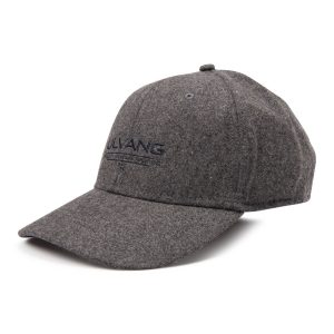 Ulvang Logo Caps, Dark Grey Melange/Promo, Onesize, Ulvang
