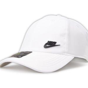 Unisex Nike Sportswear H86 Cap, White/White/White/Black, Onesize, Nike