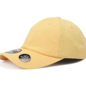 Vincent 2 Soft Baseball, Lt Yellow, Onesize, Varumärken