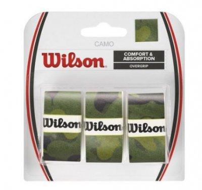 WILSON Camo Overgrip Green