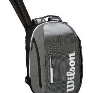 WILSON Super Tour Backpack BK/GY