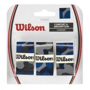 Wilson Camo Overgrip Blue