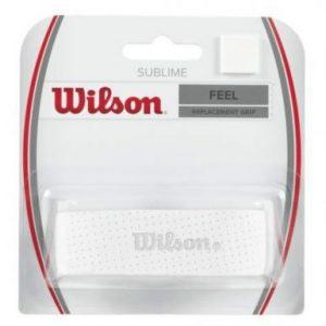 Wilson Sublime Grip white