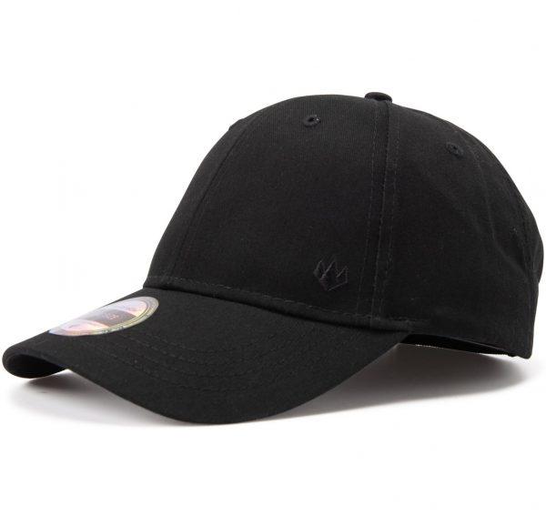 Wolf Baseball Cap, Black, Onesize, Varumärken