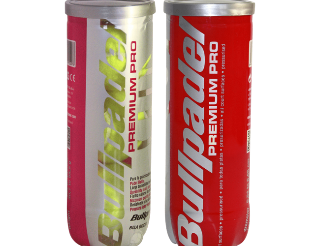 Bullpadel Premium Pro Padelboll Recension