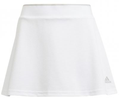 ADIDAS Club Skirt White Girls Jr