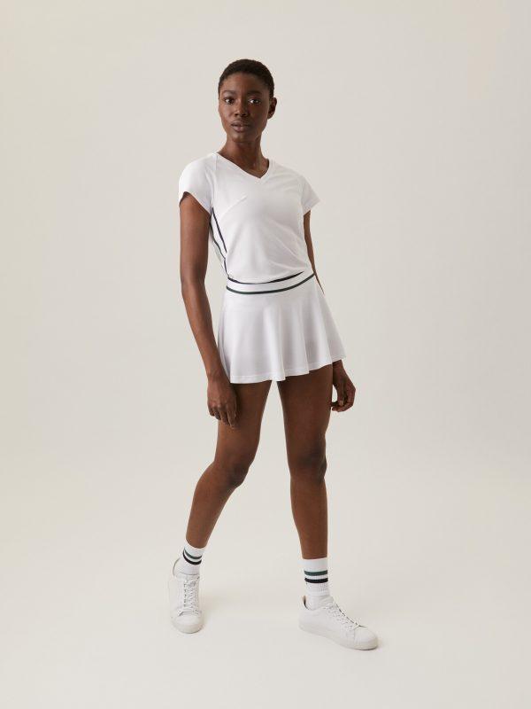 TRISTA SKIRT Brilliant White,34
