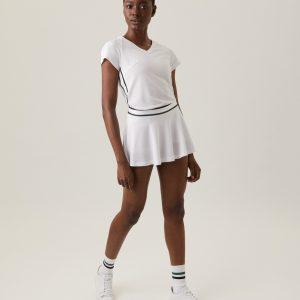 TRISTA SKIRT Brilliant White,42