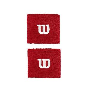Wilson Wristband Röd