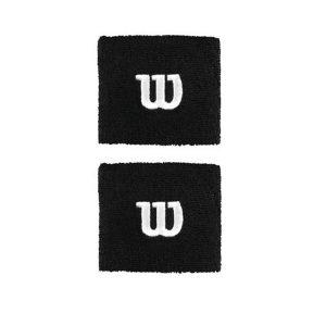 Wilson Wristband Svart