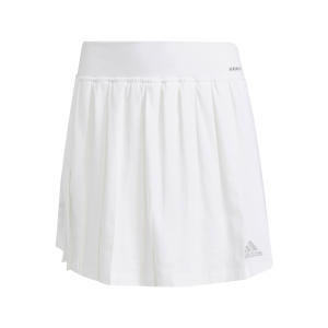 adidas Club Pleated Skirt | White