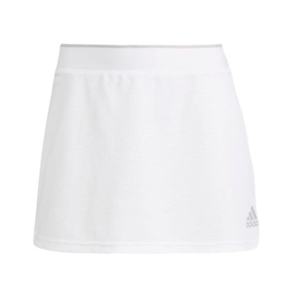 Adidas Club Skirt 2021 - Vit M
