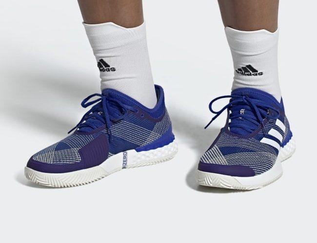Adidas Ubersonic 3 Clay Padelskor Recension