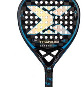 NOX Titanium Carbon 18k Luxury 2021