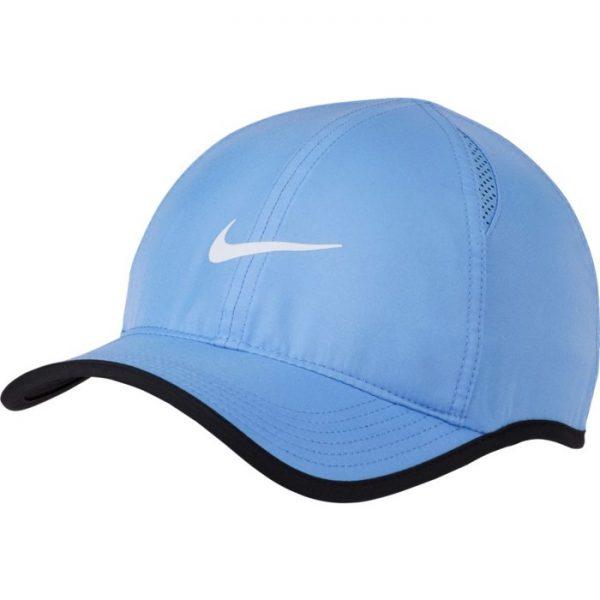 Nike Featherlight Cap Ljusblå