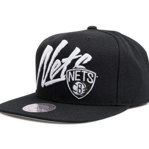 Vice Script Solid Snapback, Black, Onesize, Varumärken