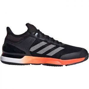Adidas Adizero Ubersonic 2 Clay Black/Truora