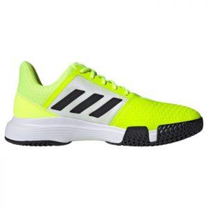 Adidas CourtJam Bounce M Solar Yellow/Core Black