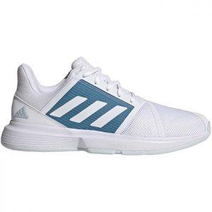 Adidas CourtJam Bounce M White/Hazy Blue