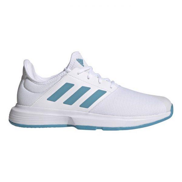 Adidas GameCourt M White/Hazy Blue