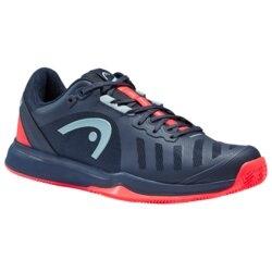Head Sprint Team 3.0 2021 Clay Blue/Neon Red