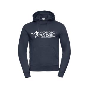 Nordic Padel Hoodie Navy M