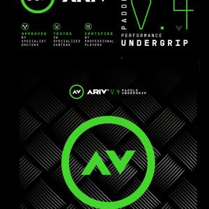 Ariv Padel Performance Undergrip