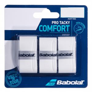 Babolat Pro Tacky 3-pack White