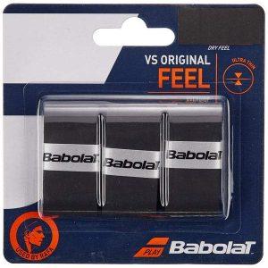Babolat VS Original Feel 3-pack Black