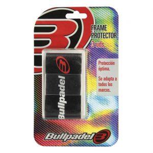 Bullpadel Frame ramskydd 3-pack svart