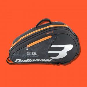 Bullpadel Mid Capacity black/orange